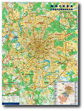 карта москвы скачать торрент - фото 11
